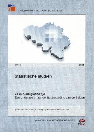 24 uur … Belgische tijd: een onderzoek naar de tijdsbesteding van de Belgen